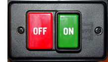Off / On buttons